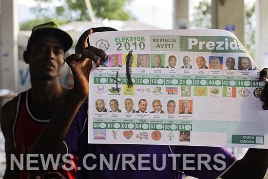 Haití elecciones