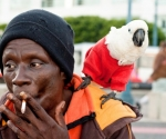 Un hombre pobre estadounidense (Troy Holden / Flickr)