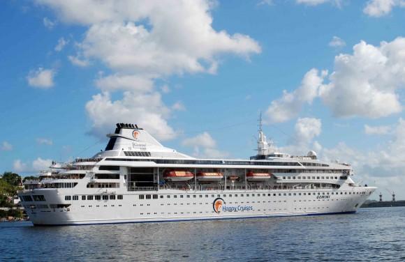 Happy Cruises. Foto: Raúl Pupo