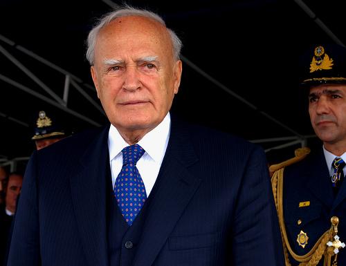 Károlos Papoulias, Presidente de Grecia
