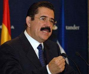 Manuel Zelaya, ex presidente de Honduras. Foto de archivo
