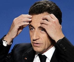 Sarkozy enredado presunta malversación de fondos