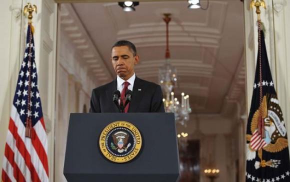 El Presidente Barack Obama. Foto: AFP