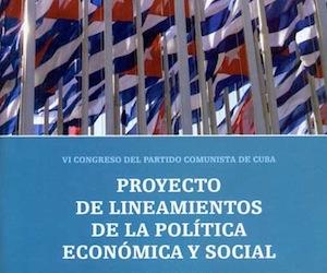 Cuba: Descargá proyecto de lineamientos económicos