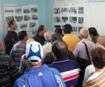 Especial interés despierta la nueva sala. Foto: Barreras Ferrán.