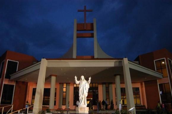 Nueva sede del Seminario de San Carlos y San Ambrosio, La Habana, Cuba, el 3 de noviembre de 2010. AIN FOTO/Sergio ABEL REYES/are