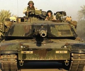 Tanque M1-Abrams
