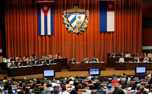 Parlamento cubano dispuesto para próxima legislatura