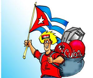 Se celebra en Cuba la XIX Bienal Internacional de Humorismo