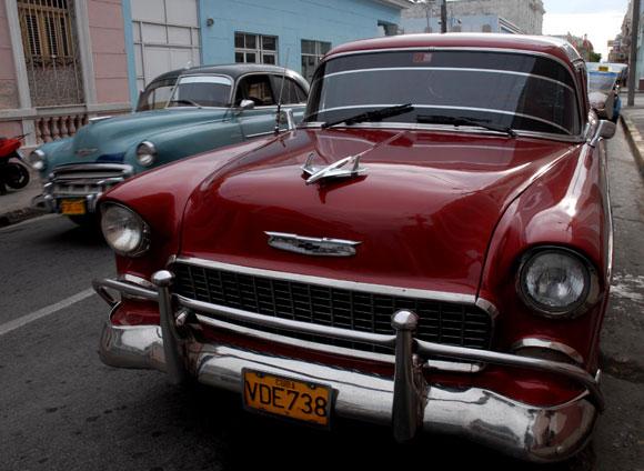 Mi carro viejo cuba la gran naci n for Cuba motors el paso