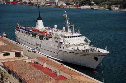 Crucero Adriana