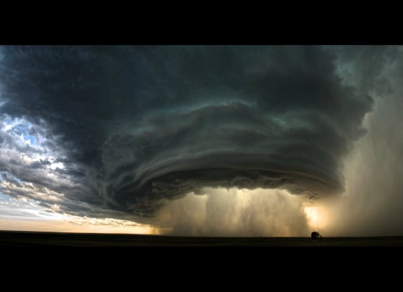 """Tormenta Supercell""-Sean Heavey"