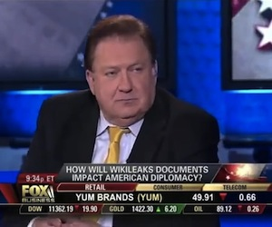 El comentarista de Fox Business, Bob Beckel