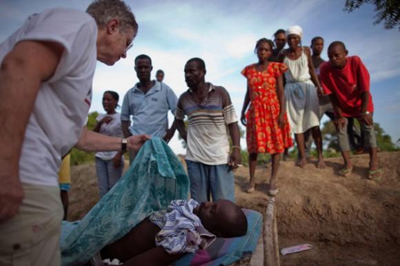 Cólera. Foto: Reuters