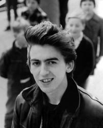 El joven Harrison.