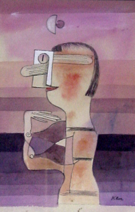 Ilustración: Paul Klee