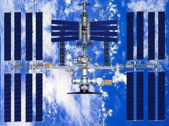 La ISS.