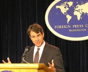 John Bellinger, asesor jurídico del Departamento de Estado durante la administración Bush.