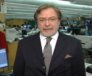 """Juan Luis Cebrián, director ejecutivo del Grupo PRISA, aparece en los cables filtrados por Wikileaks pero """"El País"""" trata de disimularlo"""