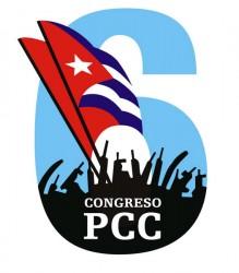 CUBA-LOGO VI CONGRESO DEL PCC