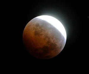Eclipse total de luna será visible en casi todo el mundo