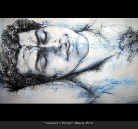 Dibujo sobre Julio A. Mella