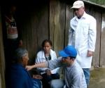 """""""Misión Manuela Espejo"""", en Ecuador para la atención a discapacitados."""
