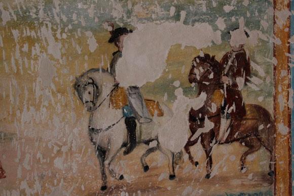 Jinetes siempre menos resistentes que sus caballos. Foto: Alejandro Ramírez