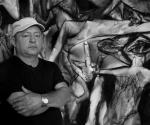 Nelson Domínguez, Premio Nacional de Artes Plásticas. Foto: Roberto Chile