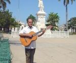 Felito Molina en Cienfuegos.