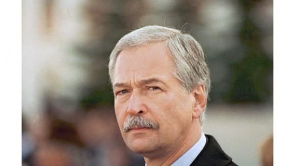 El presidente de la Duma de Estado (cámara baja del Parlamento ruso), Boris Grizlov.