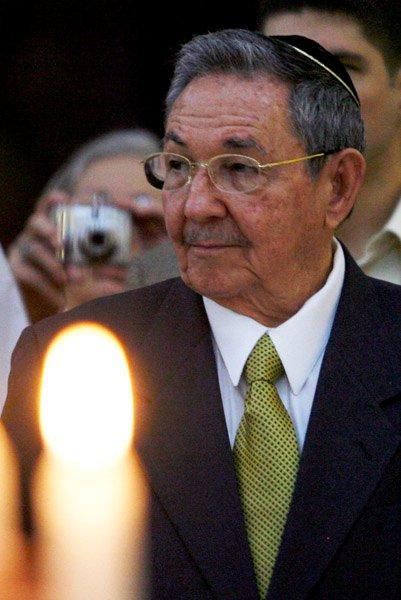 Raúl en la Fiesta de las Luminarias Foto: Ismael Francisco