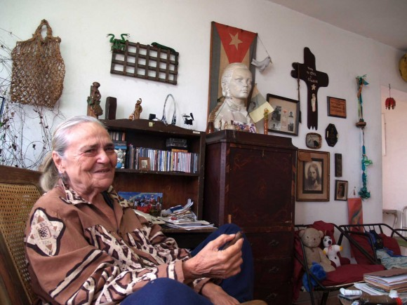 Teresita Fernández. Foto: Kaloian