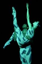 """atro de La Habana,  el 30 de noviembre de 2010, como parte de la Gira Nacional """"Carlos Acosta y sus invitados"""" por cinco provincias del país. AIN FOTO/ Sergio ABEL REYES"""