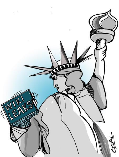 Caricatura: Osvaldo Gutiérrez Gómez