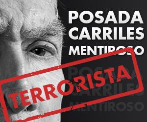Luis Posada Carriles. (Foto tomada de Cubadebate)