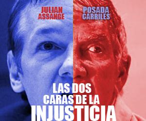 Julian Assange, juzgado en corte de terrorismo. Luis Posada Carriles, juzgado en tribunal de migración.