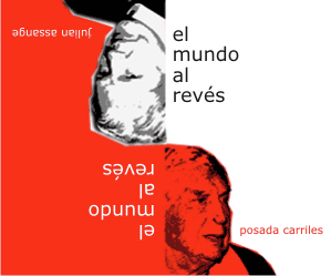 Luis Posada Carriles y Julian Assange