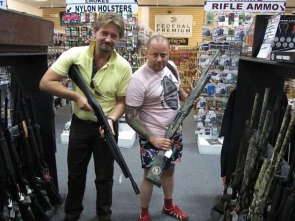 Congreso EE.UU. pospone debate sobre armas de fuego
