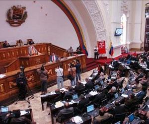 Asamblea Nacional de Venezuela. Foto de archivo