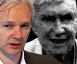 Julian Assange y Luis Posada Carriles