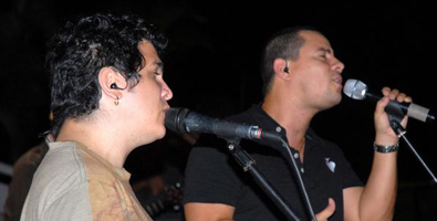 Buena Fe continúa su gira nacional. Foto: Alfonso Sosa