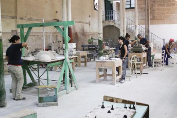 El taller, un espacio de (re)creación