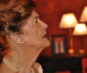 Homenaje en Matanzas por el 90 cumpleaños de Carilda Oliver