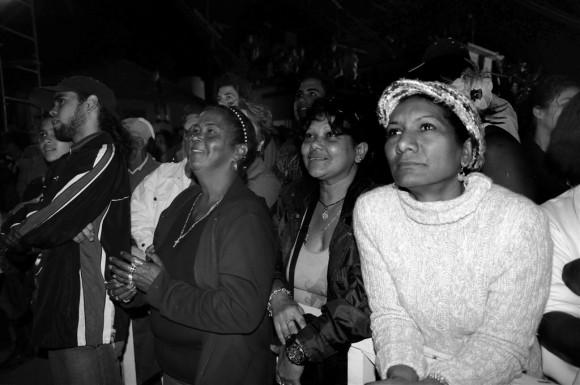 Concierto en La Hata de Silvio Rodríguez. Foto: Roberto Chile