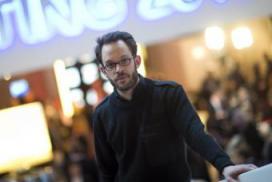 Daniel Domscheit-Berg, fundador de Openleaks, en Davos este 30 de enero, en coincidencia con el Foro Económico Mundial Foto: AFP