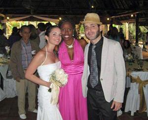Visitante de Calle 13 y Diana Fuentes graban disco en Cuba
