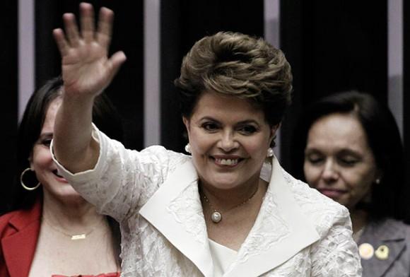 Dilma Rousseff Foto: Reuters