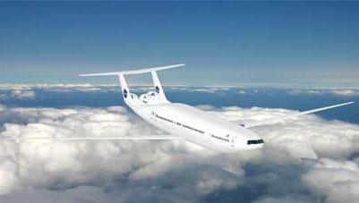 Avión Doble Burbuja