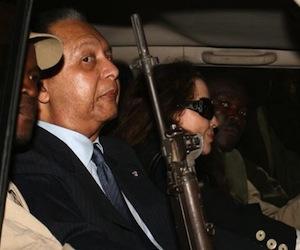 Duvalier planea quedarse para siempre en Haití